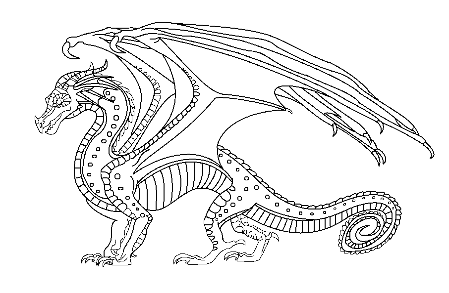 Wings Of Fire Coloring Pages Titlermedicin Website