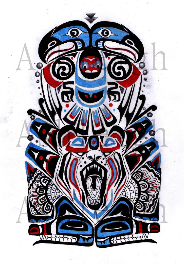 native american tribal half sleeve by tattoosbyashleigh on deviantart. Black Bedroom Furniture Sets. Home Design Ideas