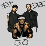 Em, 50, Dre