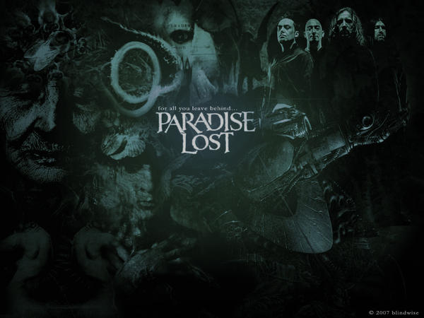 Paradise Lost Wallpaper By Blindwise