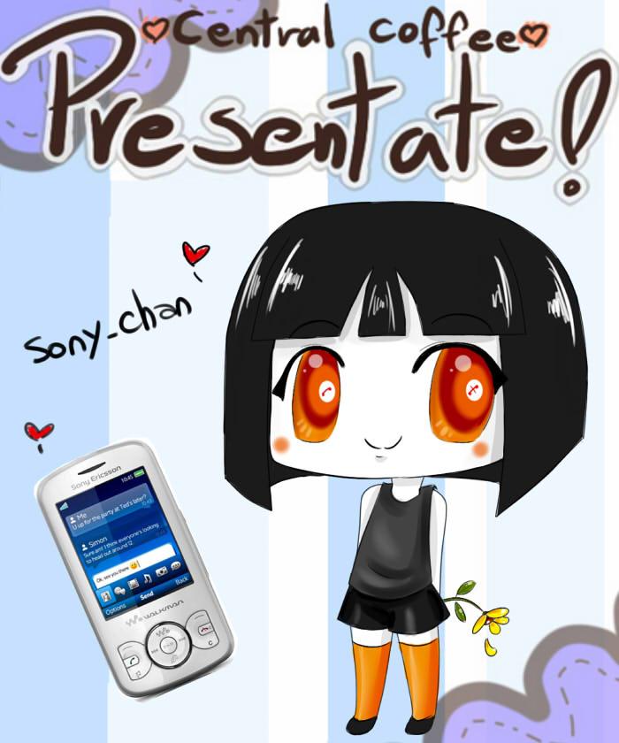 Sony-chan by Dai-QuARTu