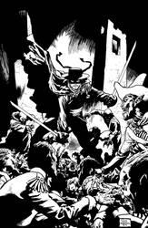 Zorro For American Mythology Comics