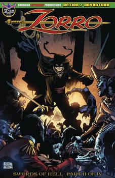 Zorro: Swords Of Hell Part 2 Of 4