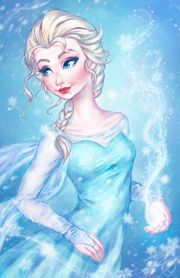Elsa by Nadily