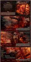 Gortal band CD artwork
