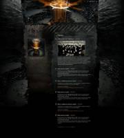 Website of Trauma by xaay