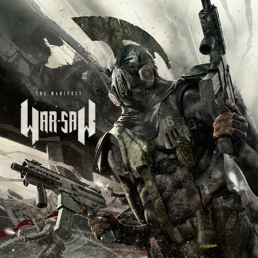 The Manifest cover artwork by xaay