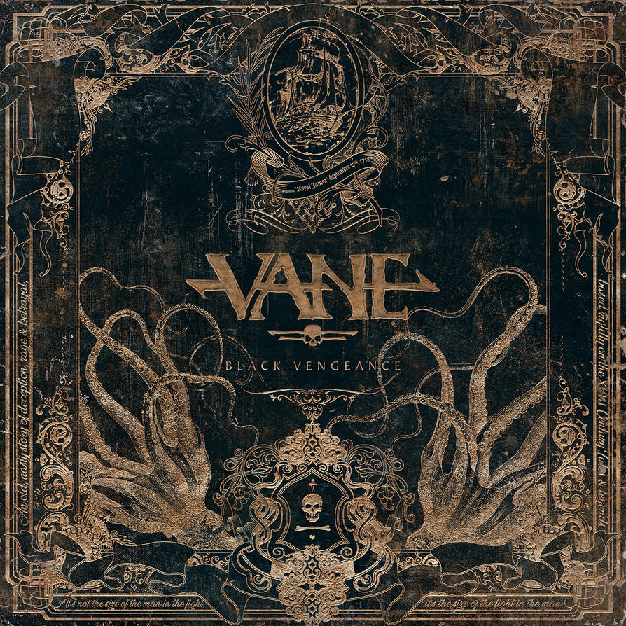 Vane-black-vengance-cover-by-Xaay by xaay