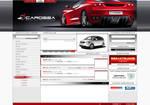 Carossa www layout