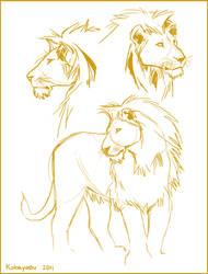 Morpheus Sketches 1