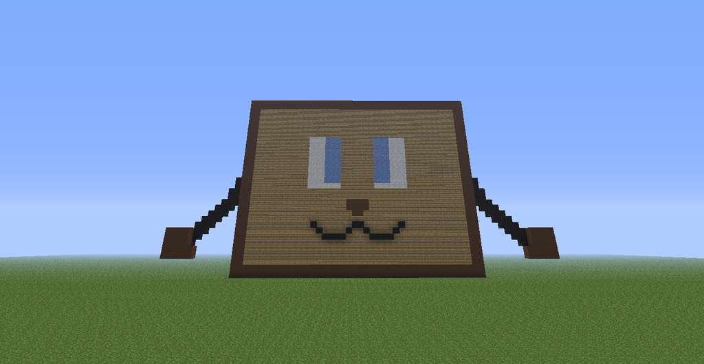 Tiny Box Tim in Minecraft by