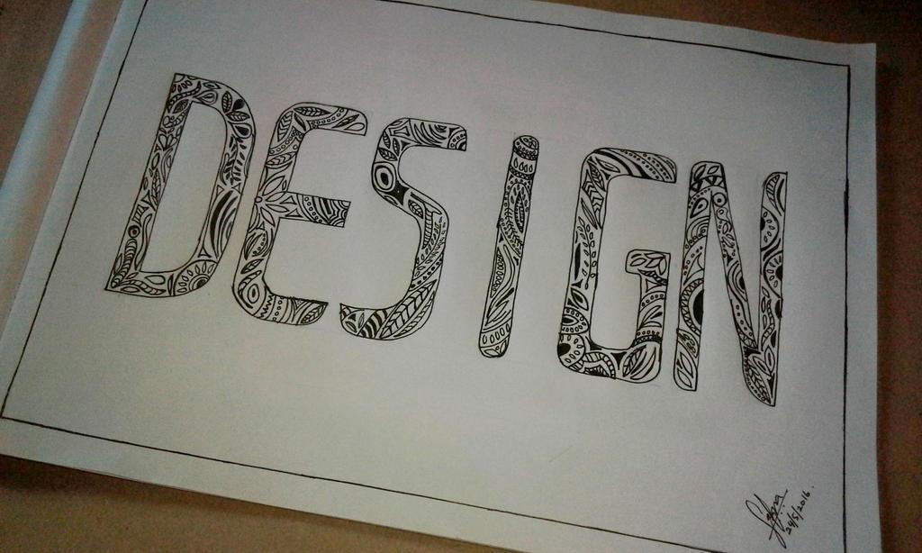 Design! by SafraFazal