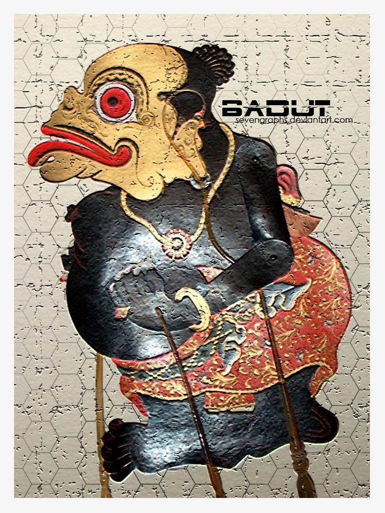 Badut by sevengraphs