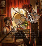 The Adventures Kylock Holmes and Stan Watson