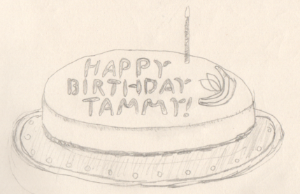 Happy Birthday, TamarinFrog! by MrMadManiac