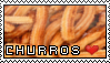 Churros Stamp by Coconut-rave