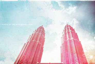 the Pink Towers by chaltham