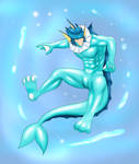 Eon (Vaporeon Suit)
