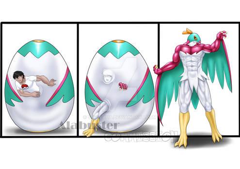 Hawlucha Latex-Egg TF