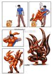 Jinchuuriki Nine Tails Suit : Goo TF