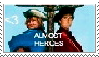 Almost Heroes Stamp by robinaker