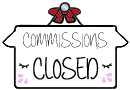 Animated Stamp - Commissions Closed