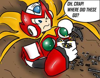 Quickie: Zero's.. malfuction 2 by Locke3K
