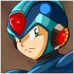 Mega Man X - 2014