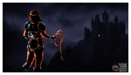 Castlevania IV - Belmont's Fate by Locke3K