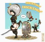 Hacking your way through! - Part 1 by Locke3K