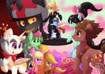 Sugar Pony Rush (Update)