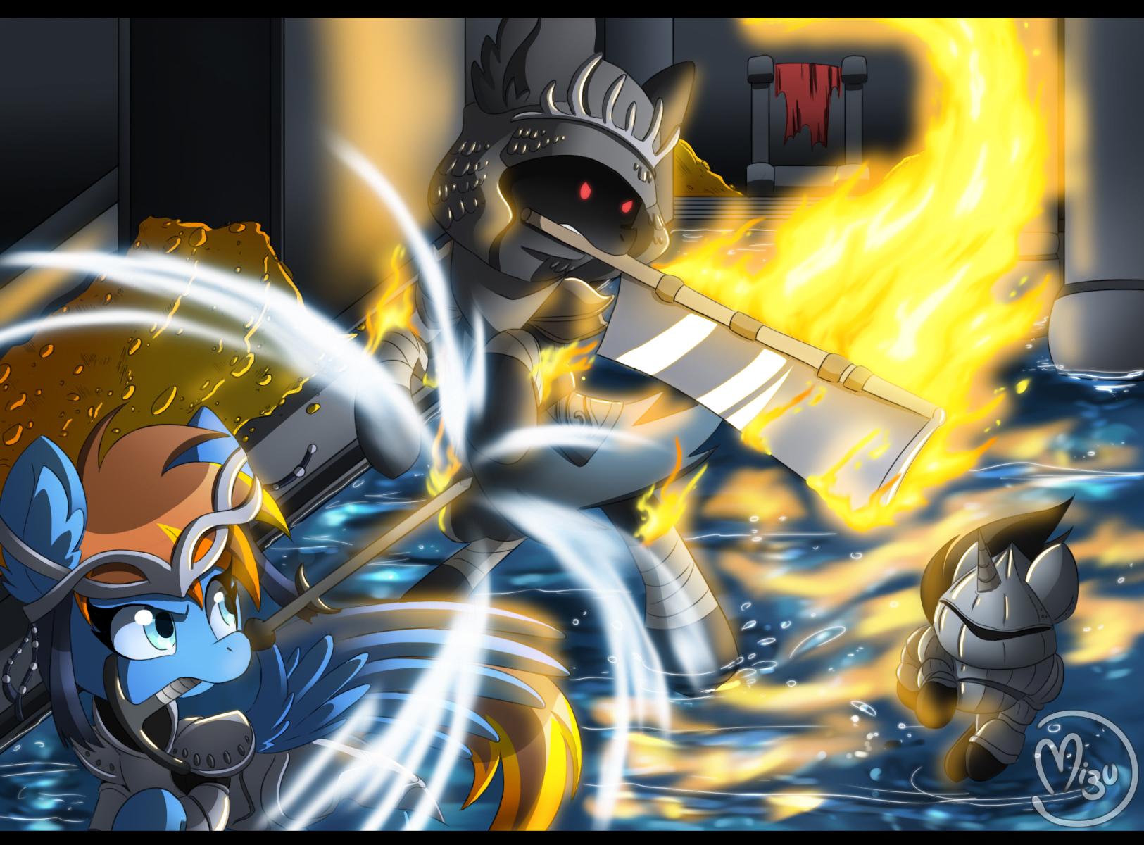 Pony Souls:Yhorm the Giant