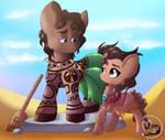 Moana pony: You're welcome