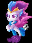 Queen Novo (chibi)