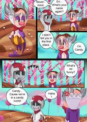 Code Glitch Page9 by BlazeMizu