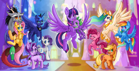 My Little Pony: Thank you