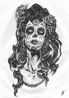 ~MexicanSkull by leonardobarros4