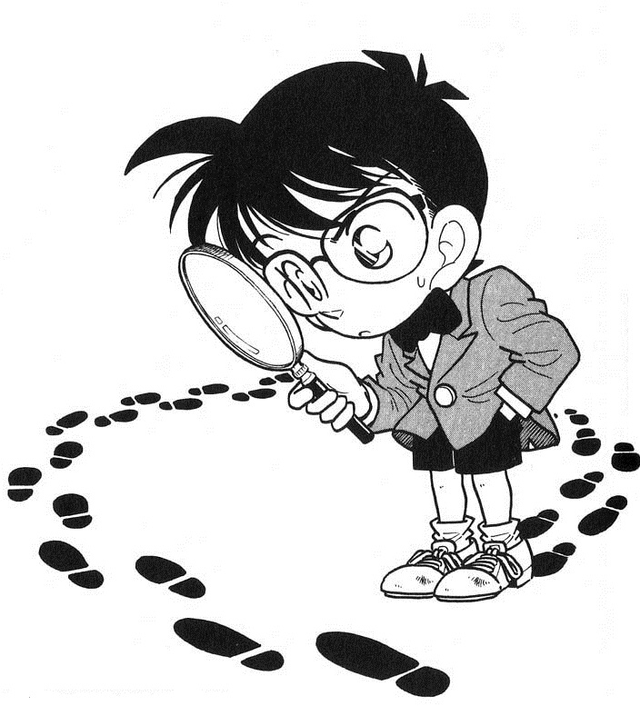 Detective Conan Aka. Case Closed By DarkEclectic On DeviantArt