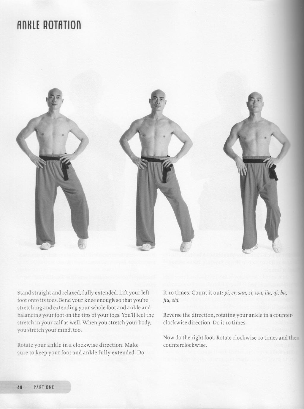 "7-Minute Shaolin Workout With Shaolin Monk Wang Bo: ""Internal ..."