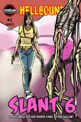 Hellbound Slant 6 #2 Cover