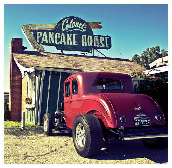The Colonel's Pancake House