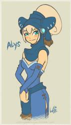 Eliatrope Alys by WishingStarInAJar