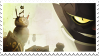 Ush Galesh Stamp by WishingStarInAJar
