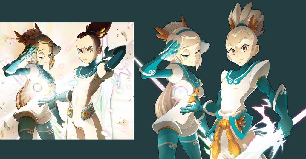 Dofus And Wakfu New Class Huppermages Updated By