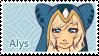 AU: Alys the Eliatrope Stamp by WishingStarInAJar