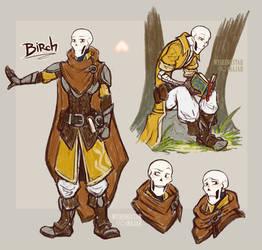 Birch the Paladin