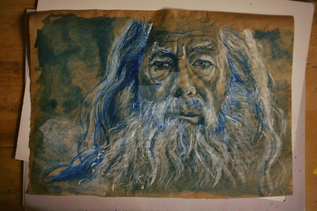 Gandalf by LeraRemarque