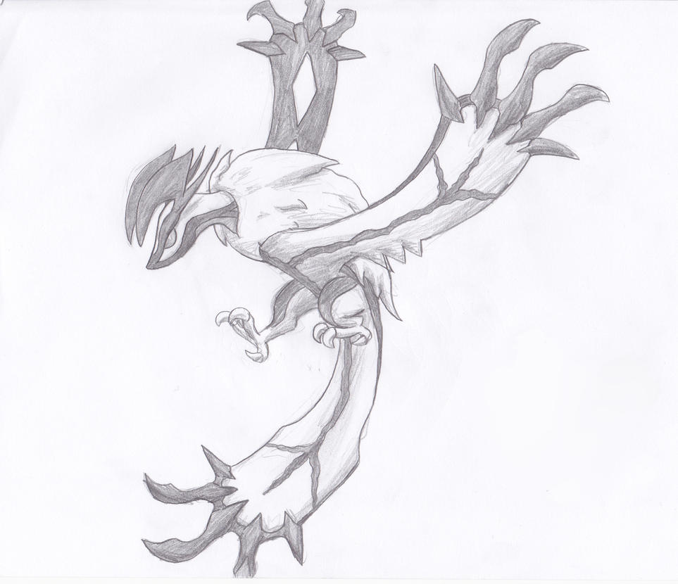 Pokemon coloring pages xerneas - Pokemon Coloring Pages Xerneas