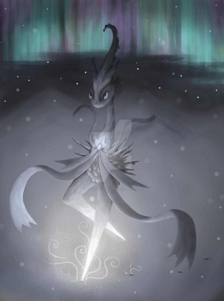 Frosty night by Crystalitar