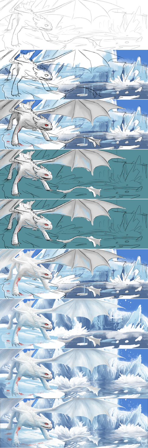 How To Draw Your Dragon by OneMinuteSketch